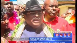 NASA yafanya kampeni Kakamega huku jubilee ikitafuta maeneo ya Nakuru