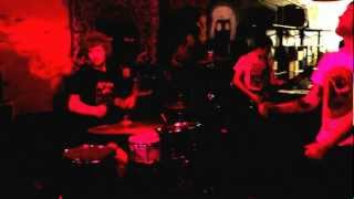 """Brief Lives performs """"Circles"""" (Dag Nasty cover) at Uncle Lou's in Orlando 03-06-13"""