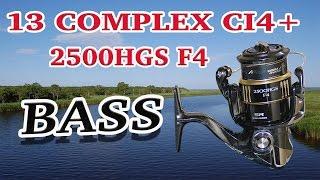 Shimano 10 complex ci4 2500hgs f6