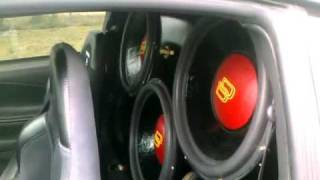 Bryan corolla with 4 DD Audio 3512 - Most Popular Videos