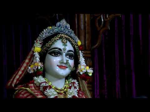 Download Iskcon Mayapur Mangal Aarti Darshan Sri Radha Madhav And Sr