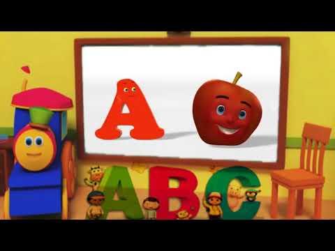 ABC Song   ABC Alphabet Songs   ABCD Phonics Songs for Children   3D ABC Nursery Rhymes