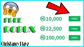 HOW TO GET FREE ROBUX IN 2019!! | Free Robux Glitch at 3 am(Without BC)