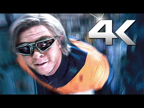 X-MEN DARK PHOENIX All Clips & Trailers (4K, 2019)