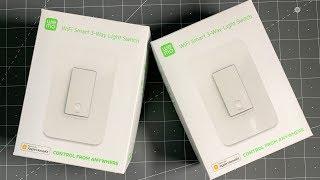 Belkin Wemo WiFi Smart 3 Way Light Switch Review for Apple HomeKit
