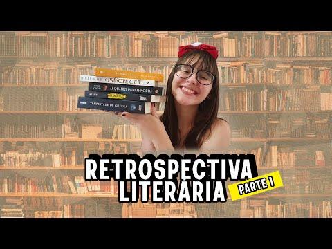 RETROSPECTIVA PARTE 1 - MEUS LIVROS PREFERIDOS DE 2020