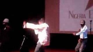 Banky W. performing Capable & Ebute Metta @ NEA 2007