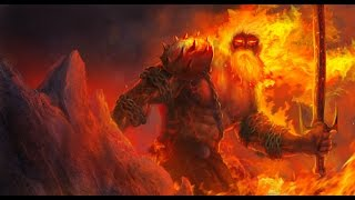 "Video thumbnail of ""Amon Amarth - Destroyer of the Universe   Lyrics"""