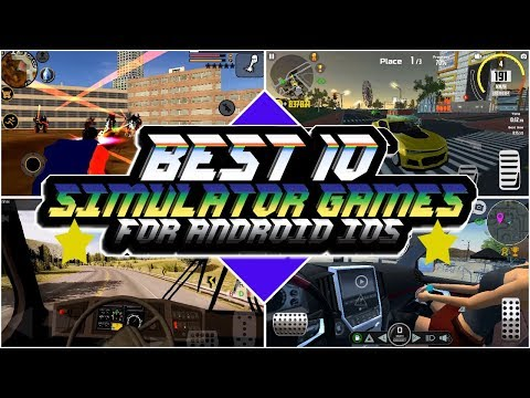 Download Top 10 2019 Simulator Games Only For Android Video 3GP Mp4
