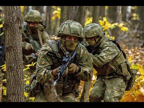 24 октября - исполняется 70 лет спецназу ГРУ ВС России