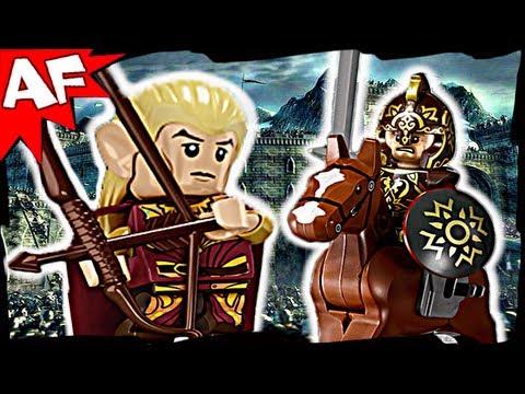 Vidéo LEGO Le Seigneur des Anneaux 9474 : La Bataille du Gouffre de Helm