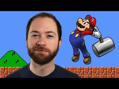 Super Mario Brothers jsou největším surrealistickým dílem