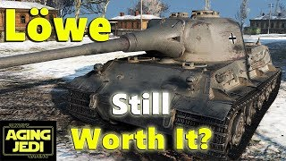 Löwe Review & Guide - World of Tanks