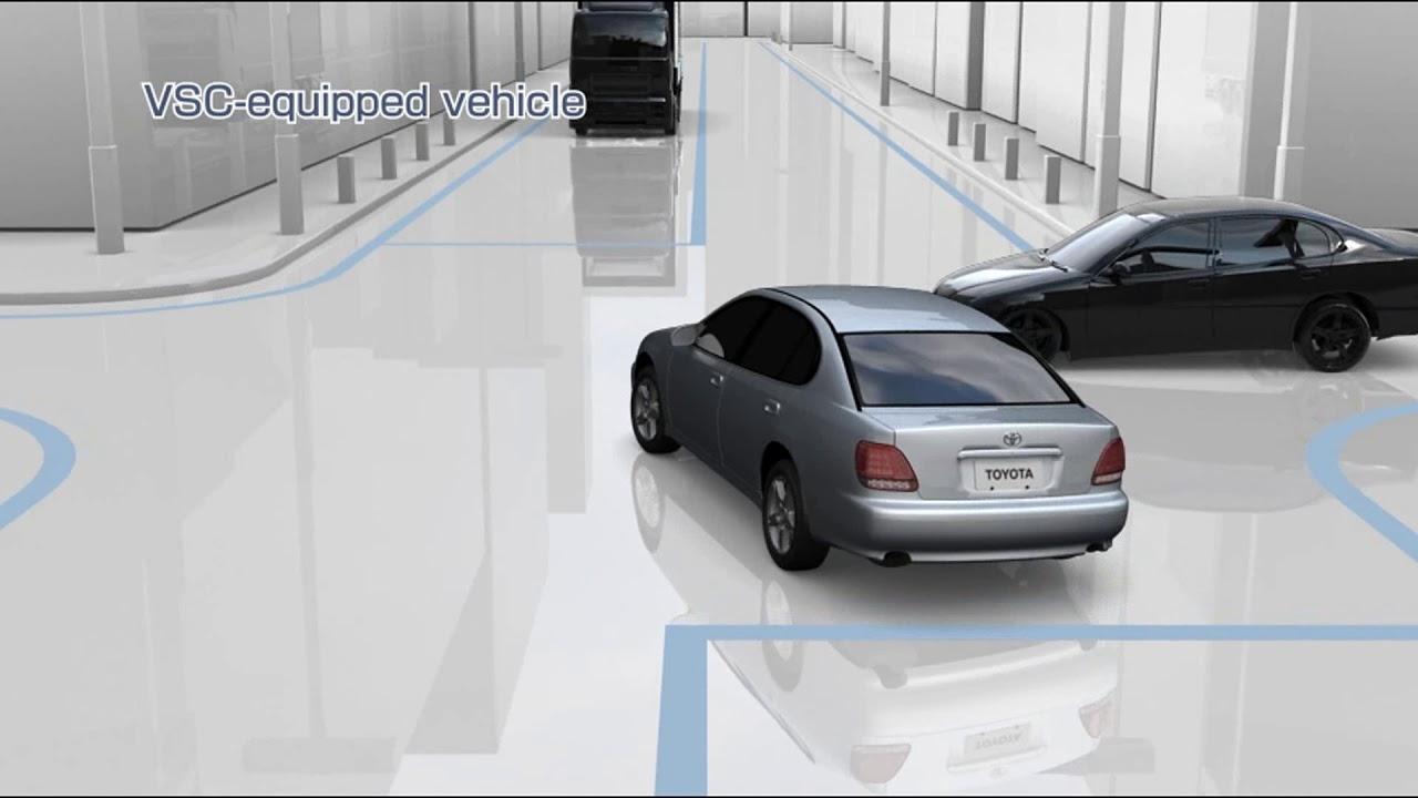 VSC – Hệ thống ổn định thân xe