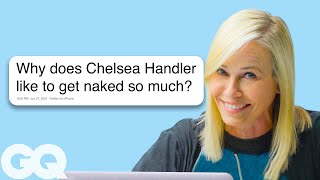 Chelsea Handler Goes Undercover on Reddit, YouTube and Twitter   GQ
