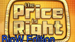 The Price Is Right Australia  (11/5/12) | BigW Counter
