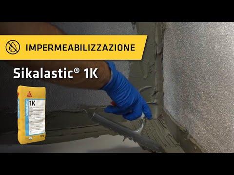 Tutorial: Sikalastic® -1K