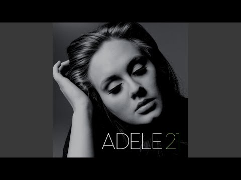 Adele Set Fire To The Rain Audio Studio Version