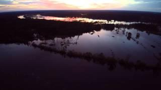 Black River flood