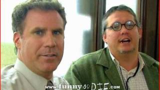 Will Ferrell and Adam McKay Talk YouTube