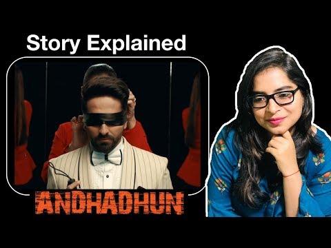 Andhadhun Review Andhadhun Movie Review Tabu Ayushmann Khurrana