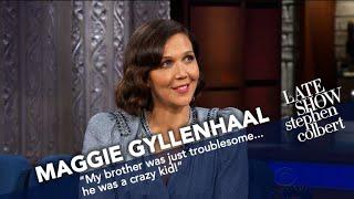Maggie Gyllenhaal On Misogyny: