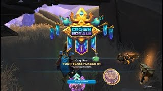 Realm Royale 8 Kill Crown Royale Mage Clip