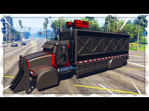 GTA ONLINE AFTER HOURS UPDATE DLC- NEW POUNDER CUSTOM DLC CAR GAMEPLAY & CUSTOMIZATION!