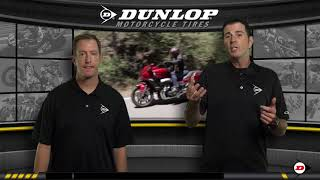 Dunlop Motorcycle Tires, American Elite
