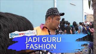 Sukses Jadi Desainer, Ivan Gunawan Diam-diam Menjadi Guru di Bidang Fashion