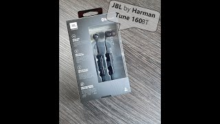 JBL TUNE 160 BT Bluetooth Kopfhörer / Unboxing