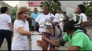 Toma del sector Nuevo Bosque y avenida Crisanto Luque - Cartagena de Indias
