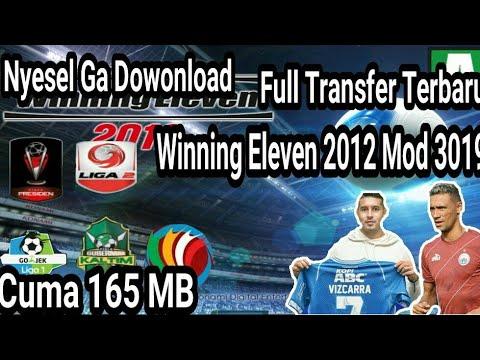 download winning eleven 2012 mod 2019 liga indonesia