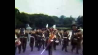 JTR Passing Out Parade 1967