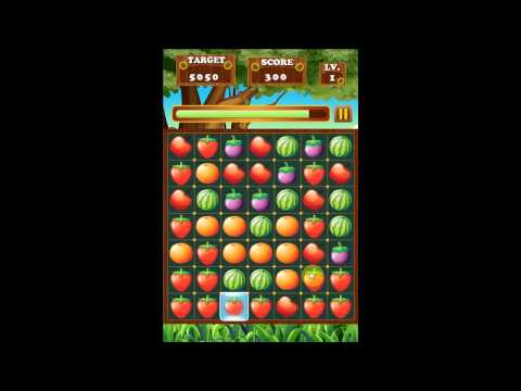 Video of Fruits Connect