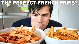 How To Make Crispy French Fries At Home (We Tried 5 Different Techniques)