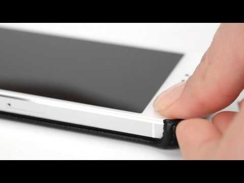 Handyhülle für Apple iPhone 5 & 5s (Variante A) von StilGut