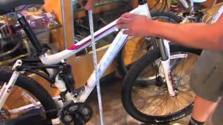 Mountain Bike Frame Sizes