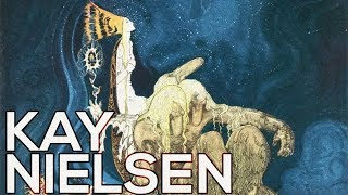 Kay Nielsen: A Collection Of 79 Works (HD)