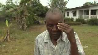 Blind Eye Instantly Healed!