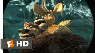 Open Season - Fishin' & Huntin' Scene (6/10) | Movieclips