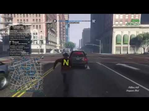 GTA V Car Ejection - Excellent Fantastic
