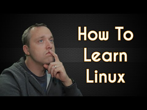 learn linux-yt