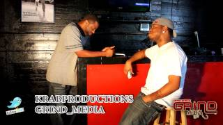 Super Producer K-Rab talks to Grind Media about ATL music