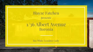 1/36 Albert Avenue, Boronia - Ray White Ferntree Gully