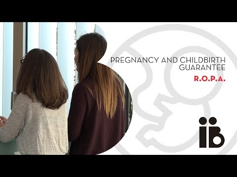 Pregnancy and childbirth guarantee. ROPA