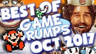 BEST OF Game Grumps - October 2017
