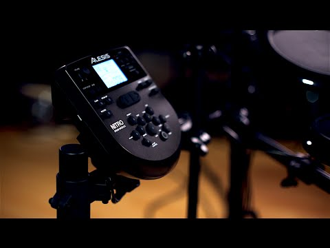 Alesis Nitro Kit Demo