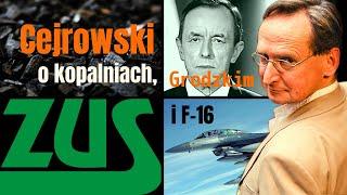 Cejrowski o F-16, kopalniach, ZUS i Grodzkim 2020/2/4 Radiowy Przegląd Prasy odc. 1034