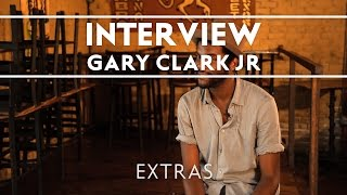 Gary Clark Jr - First Guitar [Interview]